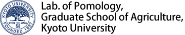 Lab. of Pomology, Graduate School of Agriculture, Kyoto University
